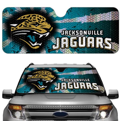 NFL Jacksonville Jaguars Auto Sun ()