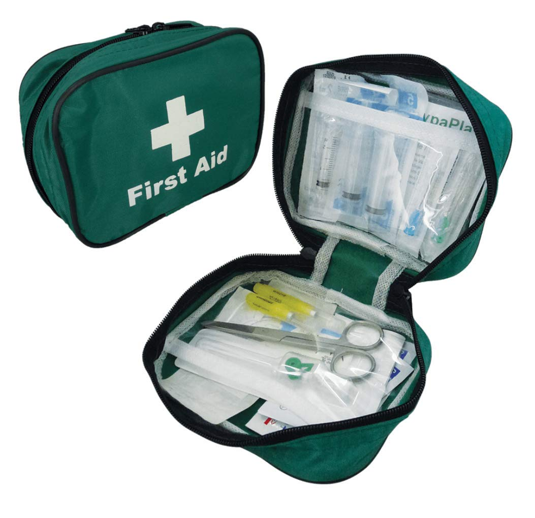 8119df893250 Safety First Aid Group Sterile Foreign Travel Kit  Amazon.co.uk  Health    Personal Care