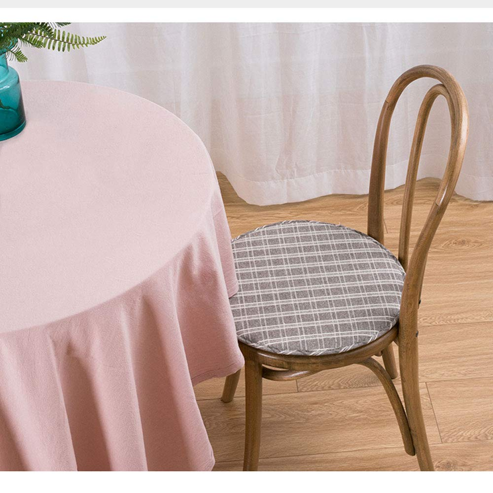 Amazon.com: HJYZD - Cojín redondo para sillón y sillón ...