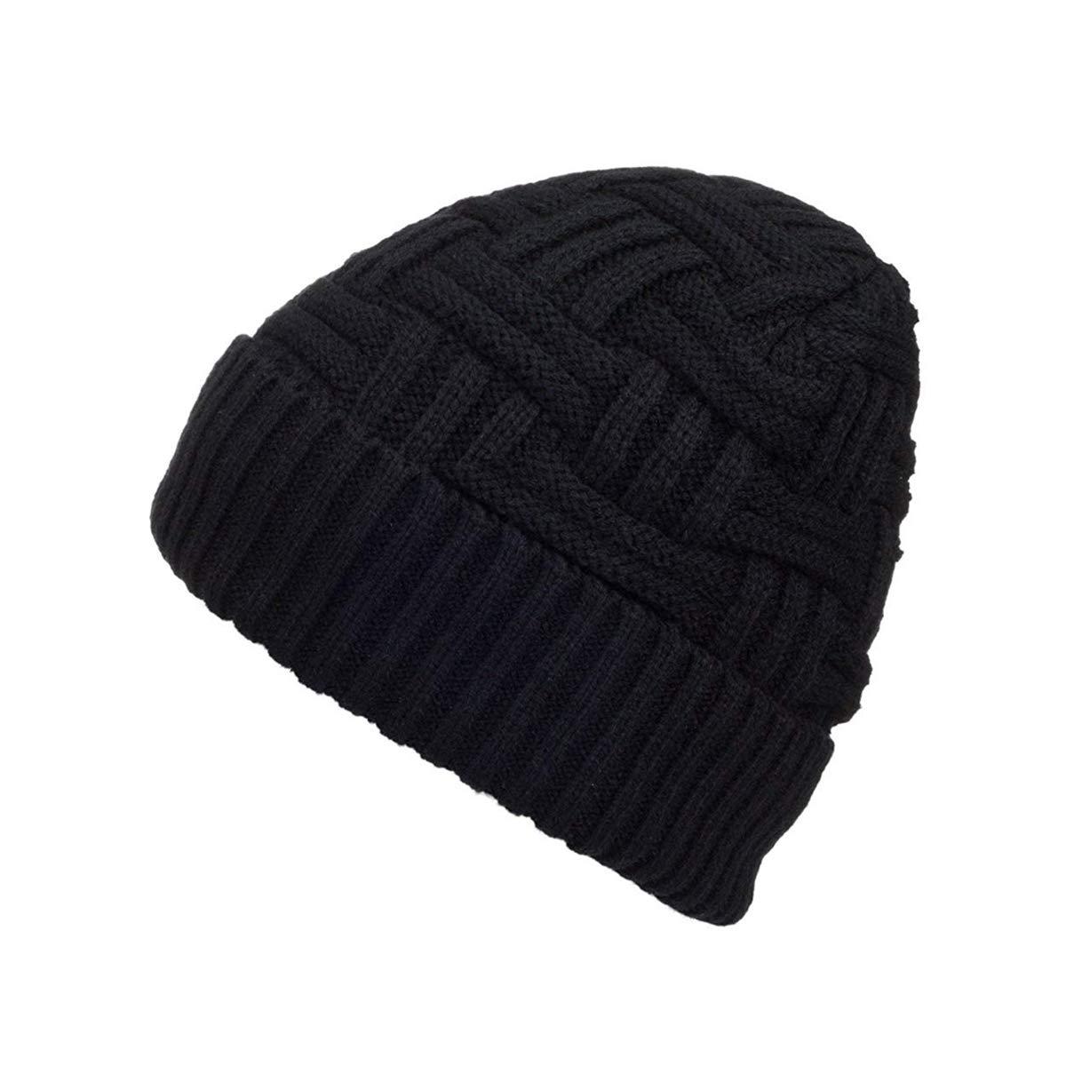 American Trends HAT メンズ B07G78XFBY One Size|Classic Black a Classic Black a One Size