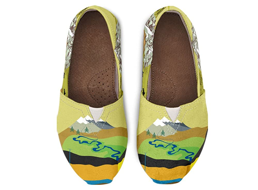 Gnarly Tees Geologist Casual Shoes
