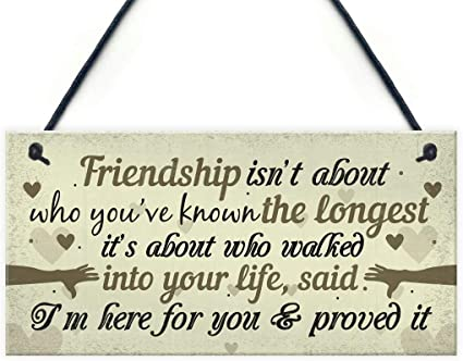 plaque sign gift sign friend friendship shoes chic presents decor
