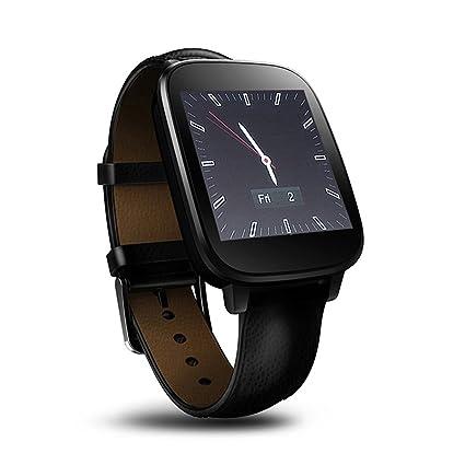 Amazon.com: LF10 Smart Watch Smartwatch Heart Rate Monitor ...