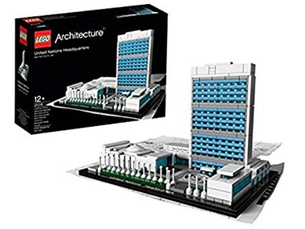 LEGO - 21027 - Architecture - Jeu de Construction - Berlin Jeux de construction