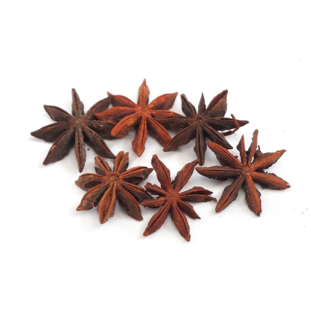 Ikshvaku Organics Star Anise | Natural Indian Farm Products from Malnad, Mangalore | ONE Packs