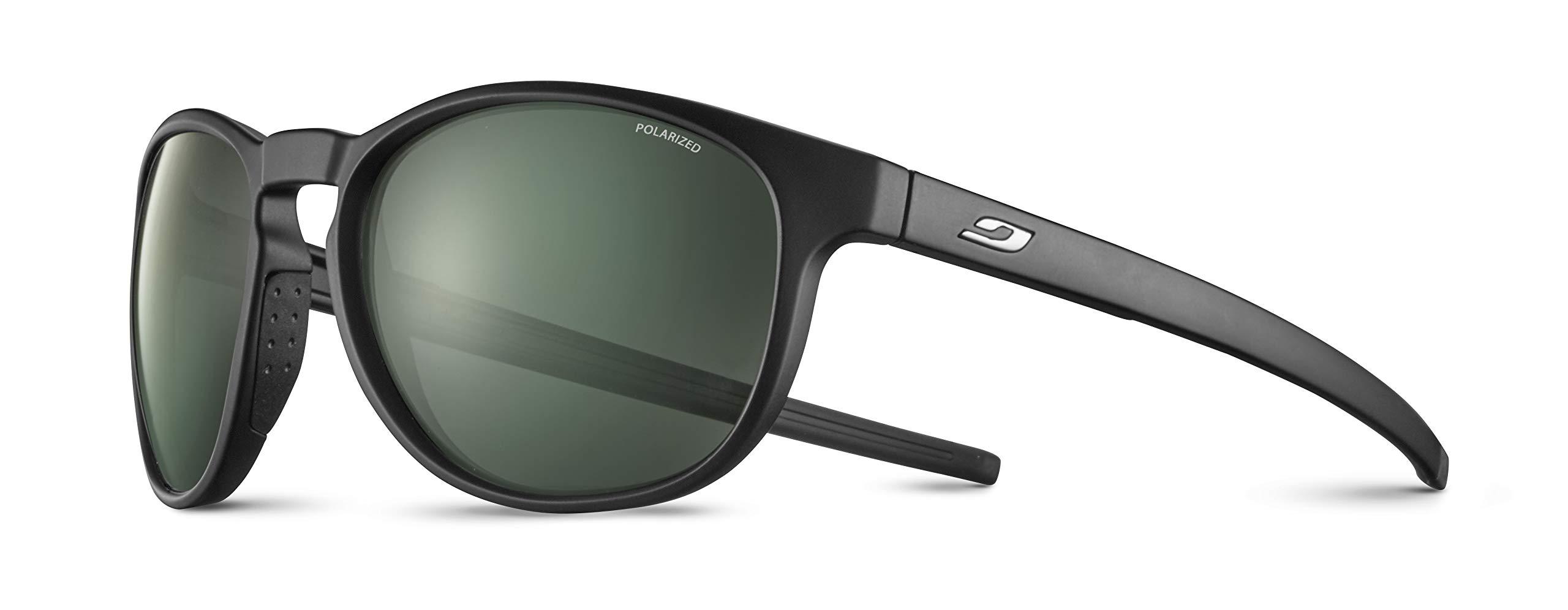 Julbo Elevate Performance Sunglasses - Polarized 3 - Black/Black