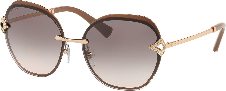 Sunglasses Bvlgari BV 6111 B 20373B MATTE BROWN 61-9NDolygLUL1500_