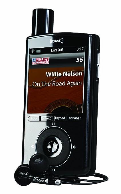Amazon com: XM XPMP3H1 Portable Satellite Radio and MP3