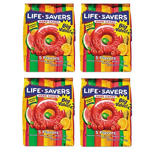 Lifesavers Original Five Flavors Hard Candy