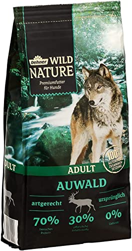 Wild Nature Hundetrockenfutter Adult