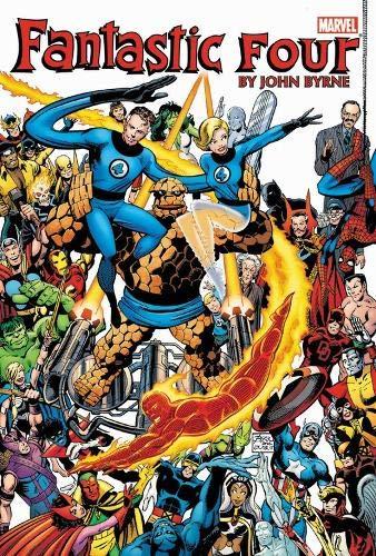 Fantastic Four by John Byrne Omnibus Vol. 1 (Fantastic Four Omnibus)