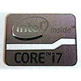 Original Intel Core i7 Inside metal Sticker 15.5 x 21mm [902]