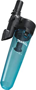Makita 191D72-1 Black Cyclonic Vacuum Attachment W/Lock