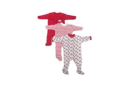 cb2e40d29d73 Image Unavailable. Image not available for. Colour  Mini Berry Baby Boy  Cotton Full Body Rompers in Red Color 0-3 Months -