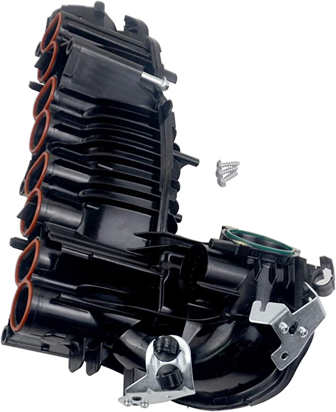 11617811215 Ansaugkrümmer Mit N47 Motor Für B M W 1 E81 E82 E87 E88 118d 120d 3 E90 E91e92 E93 320d 5 E60 E61 520d X1 E84 2 0d X3 E83 2 0d Auto