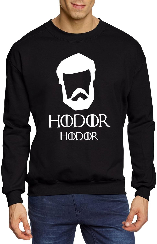 Hodor Hodor - Game of Thrones Inspired - Vinyl Printed Sweatshirt