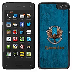 EJOY---Cubierta de la caja de protección la piel dura para el / Amazon Fire Phone / --Ravenclaw