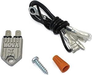 Getza NOVA II 8786 8786R Electronic TRANSISTORIZED Ignition Module Universal - LawnmowersParts & Accessories