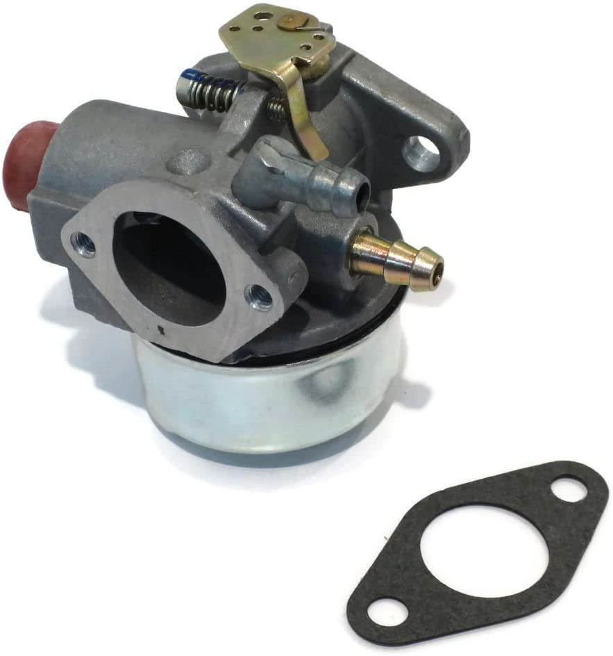 CARBURETOR for Go Cart Kart w/Tecumseh 5, 6, 6.5 HP Horizontal Engine Motors