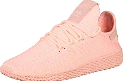 Sonderangebote Rosa Adidas Sneaker PW TENNIS HU Damen