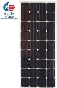 Grape Solar 180-Watt Monocrystalline PV Solar Panel