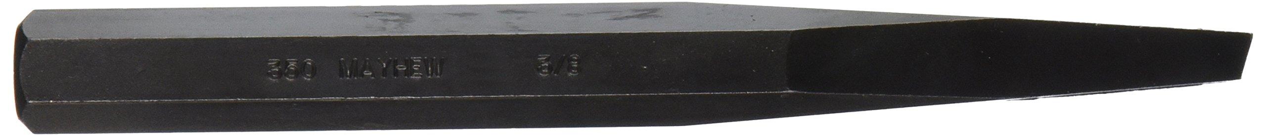 Mayhew Pro 10604 3/8-Inch Reg Diamond Point Chisel