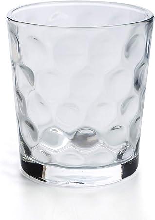 Oferta amazon: Quid Kata - Set 6 vasos forma baja 26cl, Aptos para lavavajillas, vidrio