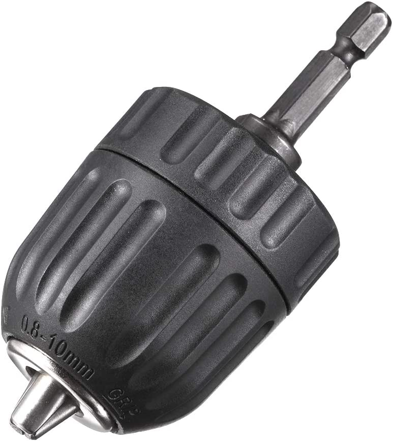 uxcell – Broca para llave de impacto de aire, 0.024-0.256in, herramienta de conversión