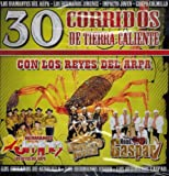 30 Corridos De Tierra Caliente (Con Los Reyes Del Arpa DBCD-617)