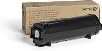 Genuine Xerox Black Extra High Capacity Toner Cartridge 106R03919 16,900 Pages for use in VersaLink C600