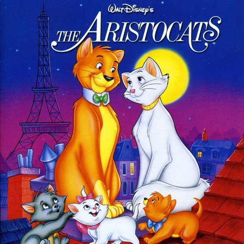 CD : VARIOUS - The Aristocats (original Soundtrack) (CD)