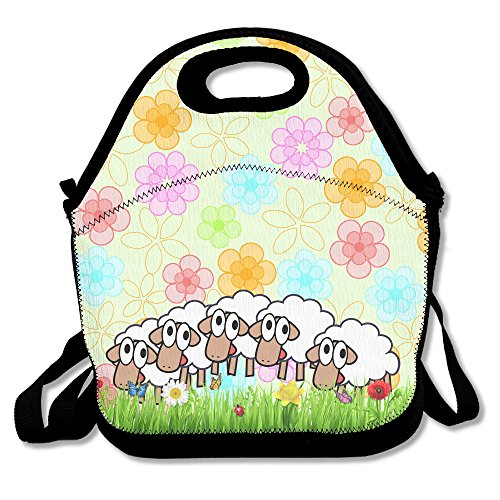 Costumes Bad Breaking Group (Oery Sheep Group Bento Lunch Bag Portable Cooler)