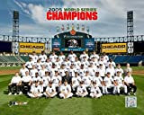 2005 White Sox World Series Champions Sit Down Team Photo Photo Print (8 x 10)