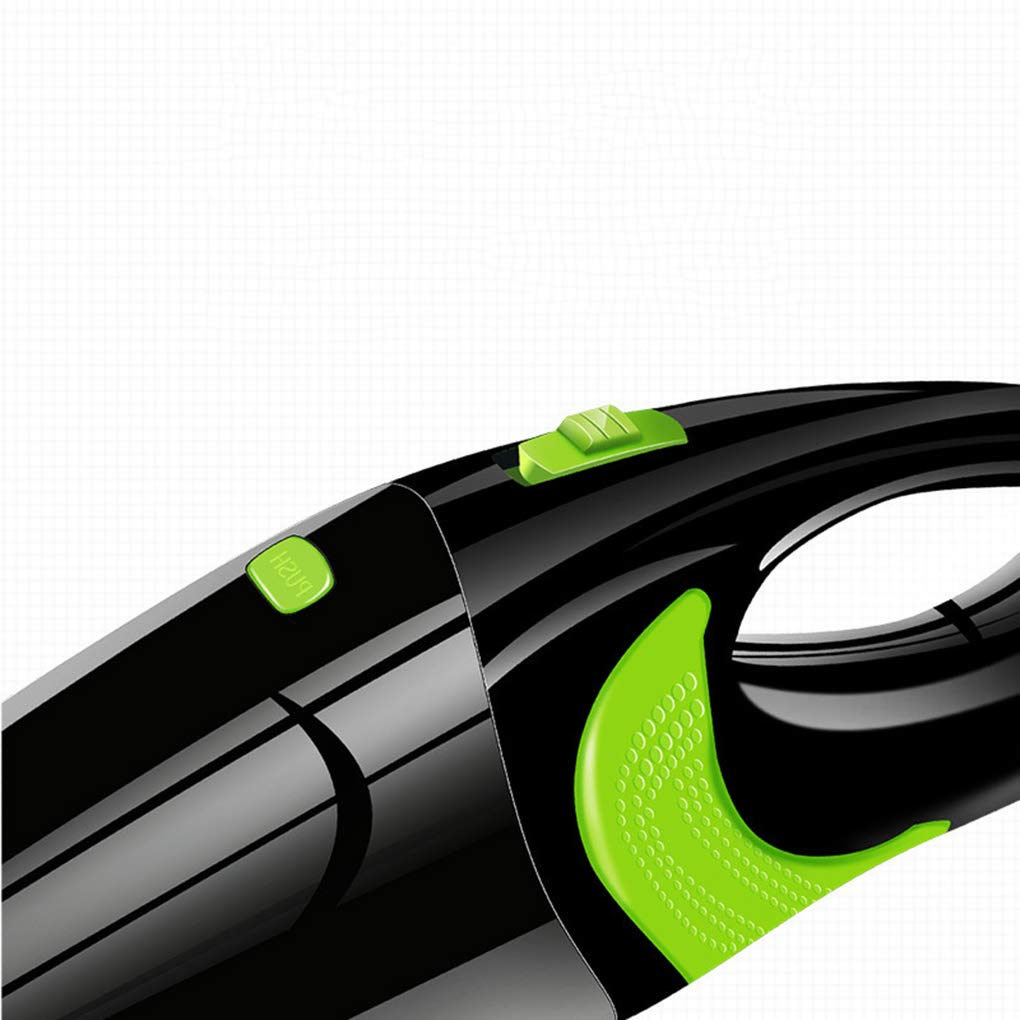 11cm Busirde USB Duster Handheld sin Cuerda del barrendero del Aspirador port/átil Recargable Herramientas de Coches Limpieza del hogar Negro Fruta Verde 35