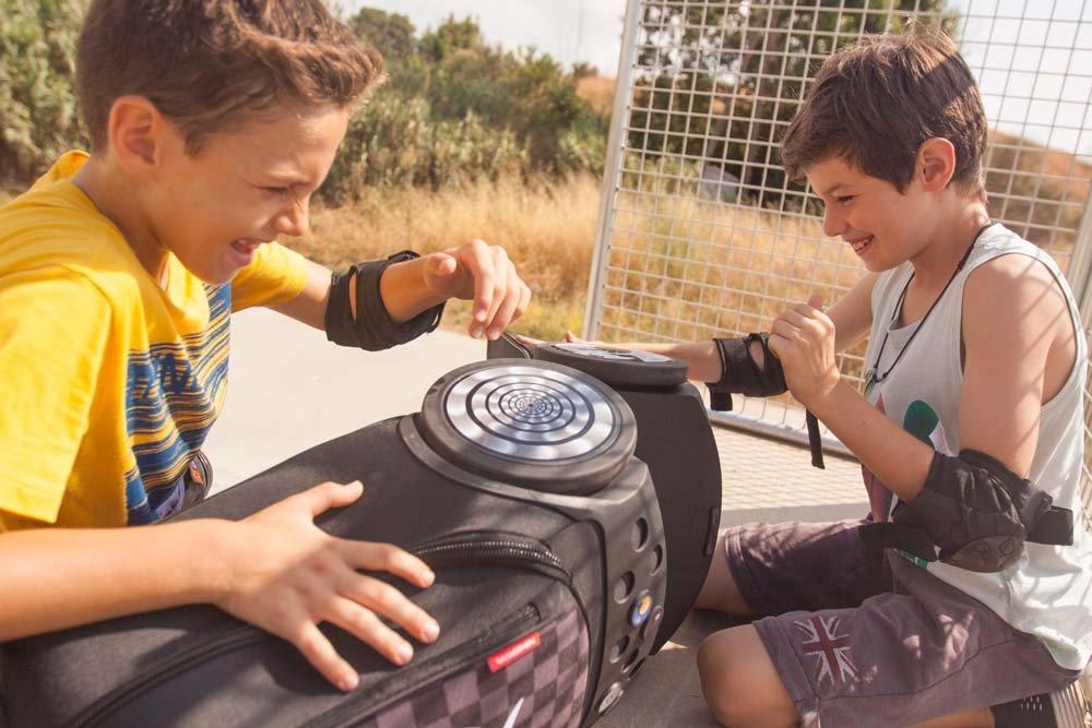 Adhesivos Nikidom Roller Wheel Sticker Circles: Amazon.es: Oficina y papelería