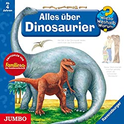 Die Dinosaurier (Wieso? Weshalb? Warum? junior)