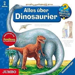 Die Dinosaurier (Wieso? Weshalb? Warum? junior) Hörspiel