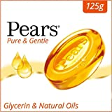 Pears Pure and Gentle Bathing Bar, 125g
