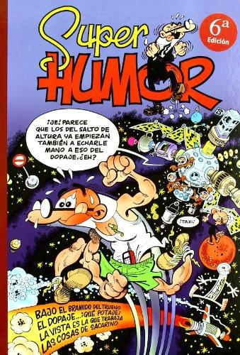 ¡Bajo el bramido del Trueno! | El dopaje... ¡Qué potaje! (Súper Humor Mortadelo 42) por Francisco Ibáñez