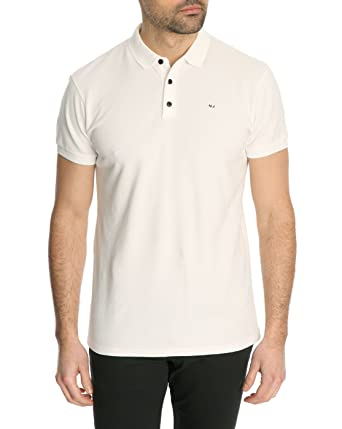 MARC BY MARC JACOBS - Polo - Homme - Polo MC blanc Classic pour homme - ef6442eb67f9
