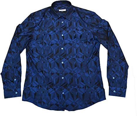 Versace Collection - Camisa formal - Étnica - Clásico - para ...