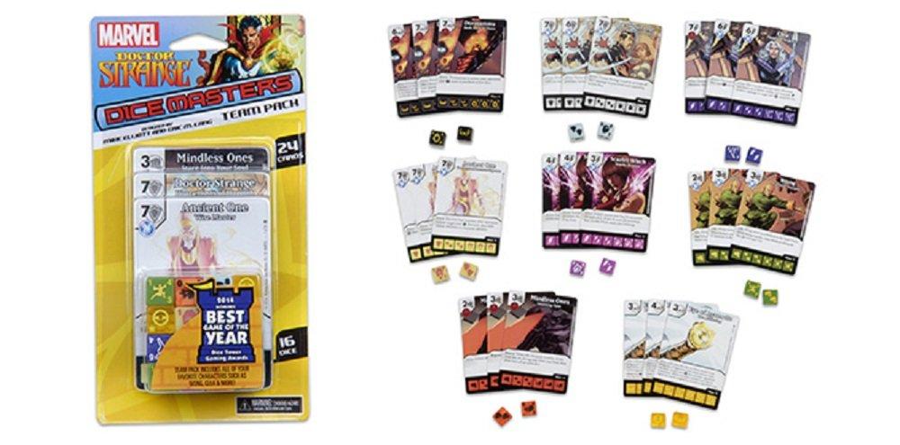 Doctor Strange Dice Masters Team Pack