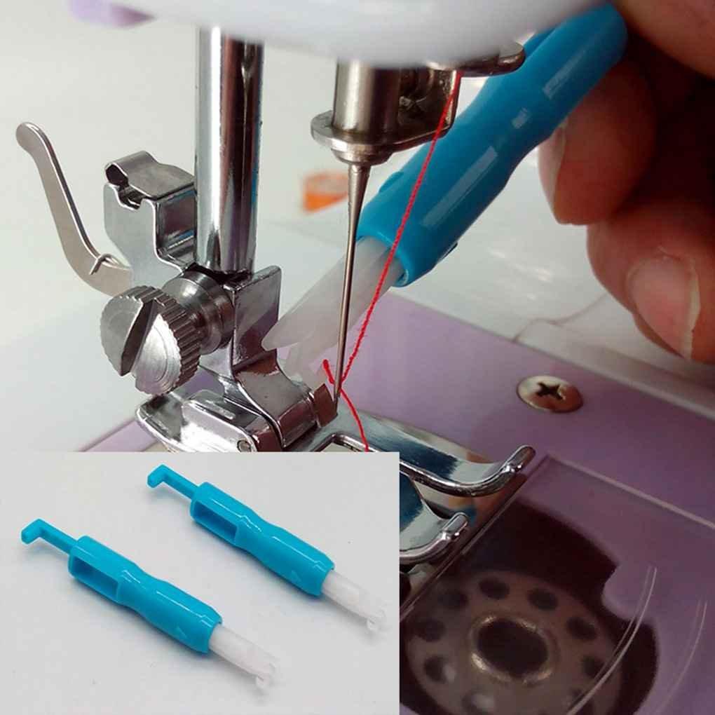 fish Enhebrador de aguja Inserte Cambio Herramientas de costura de roscado Accessaries: Amazon.es: Hogar