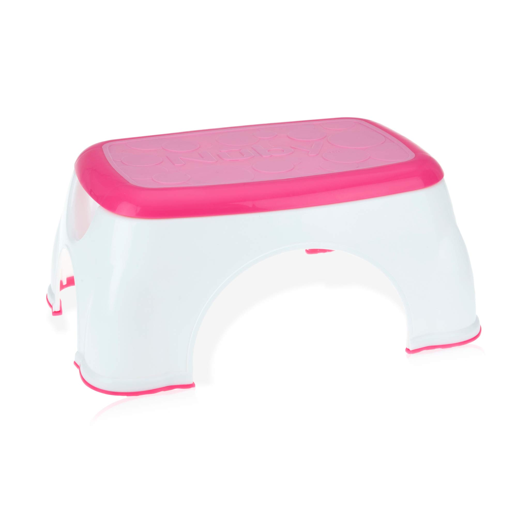 Nuby Step Up Stool, Pink by Nuby