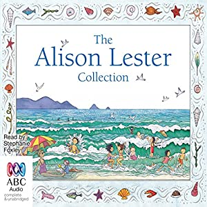 The Alison Lester Collection Audiobook