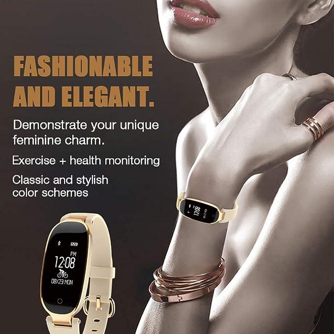 Smart wristband Rastreador De Ejercicios, Pulsera Inteligente S3 ...