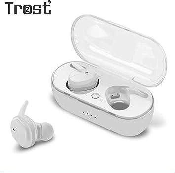 Trost Tws 4 Mini Dual Wireless Earphones Bluetooth Amazon In Electronics