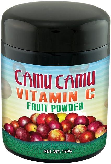 camu camu c vitamin