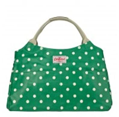In Green Emerald Spot Large Cath Open Oilcloth Kidston Tote Bag gY6I7yvbf