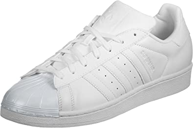adidas Originals Superstar Glossy Toe W Womens Trainers Sneakers Shoes